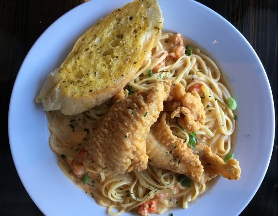 cajun crawfish pasta
