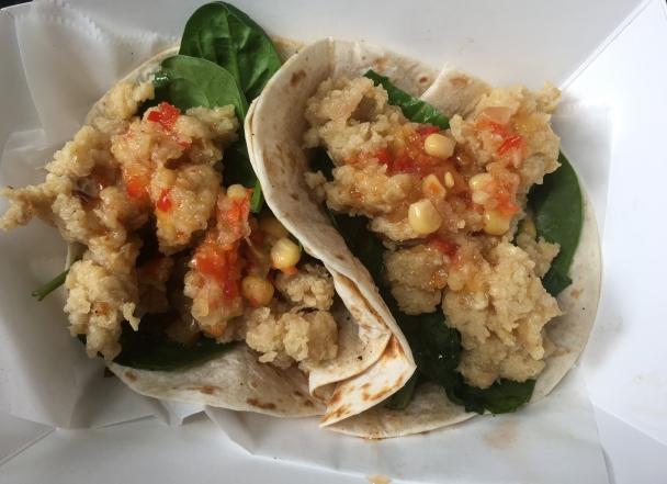 alligator tacos
