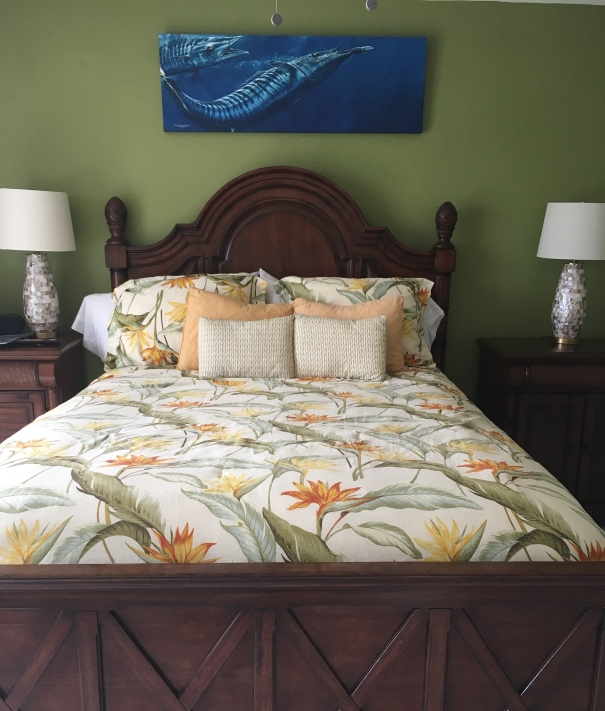 treasure cay bed